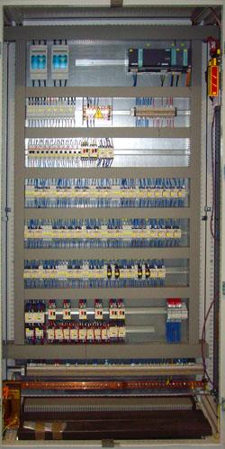 Schemi Elettrici Plc : Quadri elettrici plc automazione industriale impianti elettrici